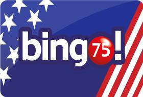 Bingo 75 Tombola