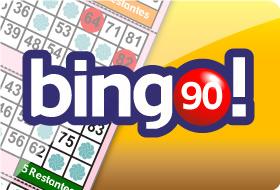 juegos de tombola - bingo 90