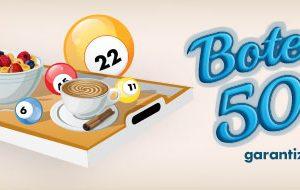 Bote garantizado 50€ Botemania