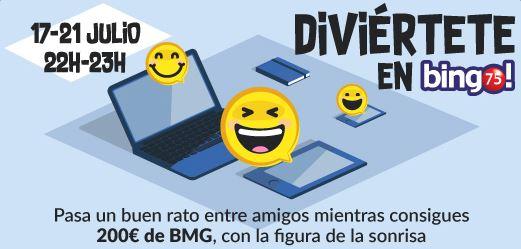 BMG Bingo Lite Tombola