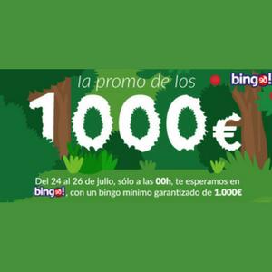 1000 euros tombola