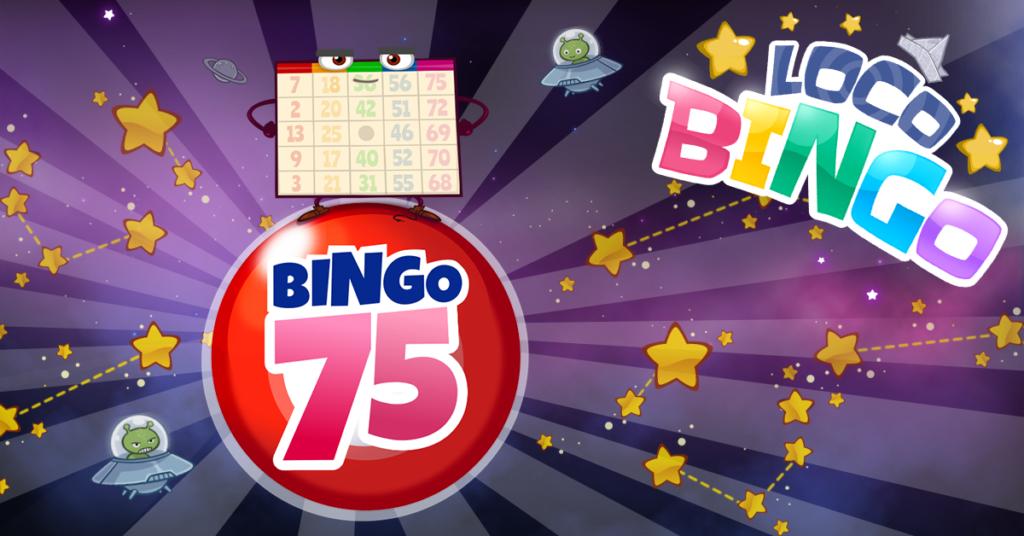 bingo 75 playspace