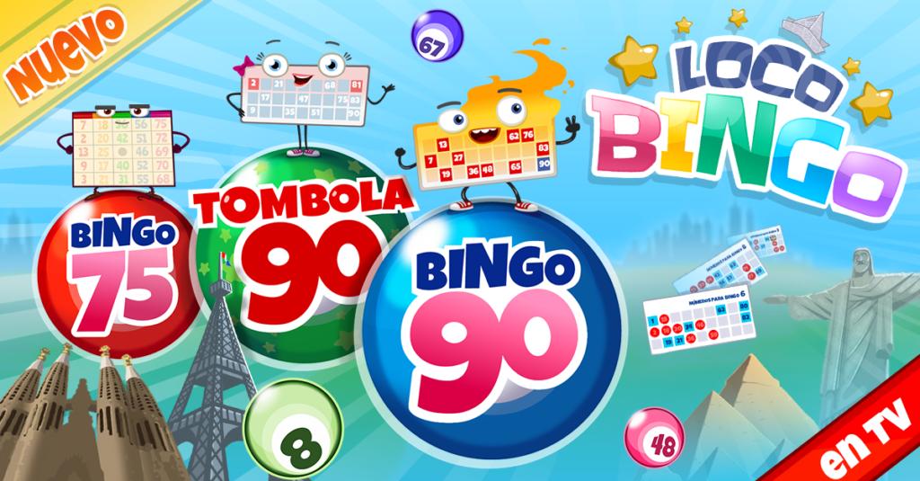 nueva modalidad de bingo gratis en playspace