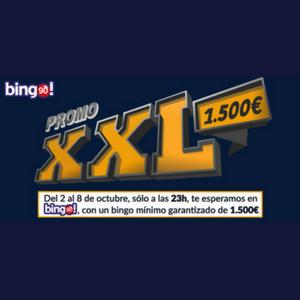 promoción xxl tombola