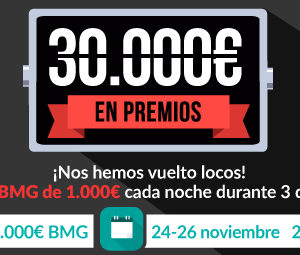 black friday tombola