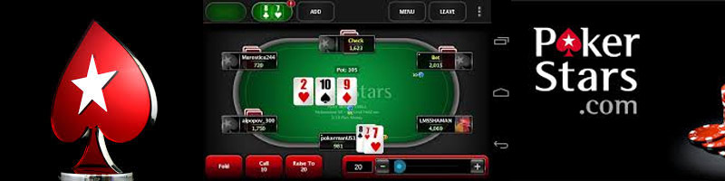 pokerstars poker online