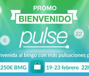 promoción pulse