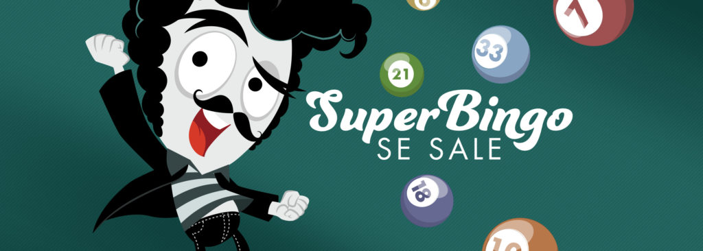 super bingo se sale