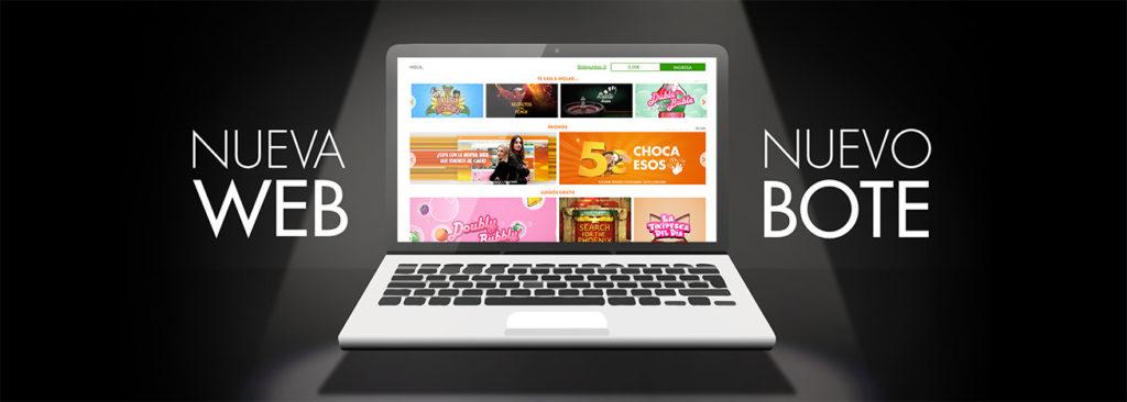 promocion esteno nueva web