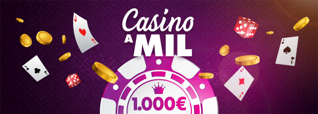 bote de 1000 euros en el casino de botemania